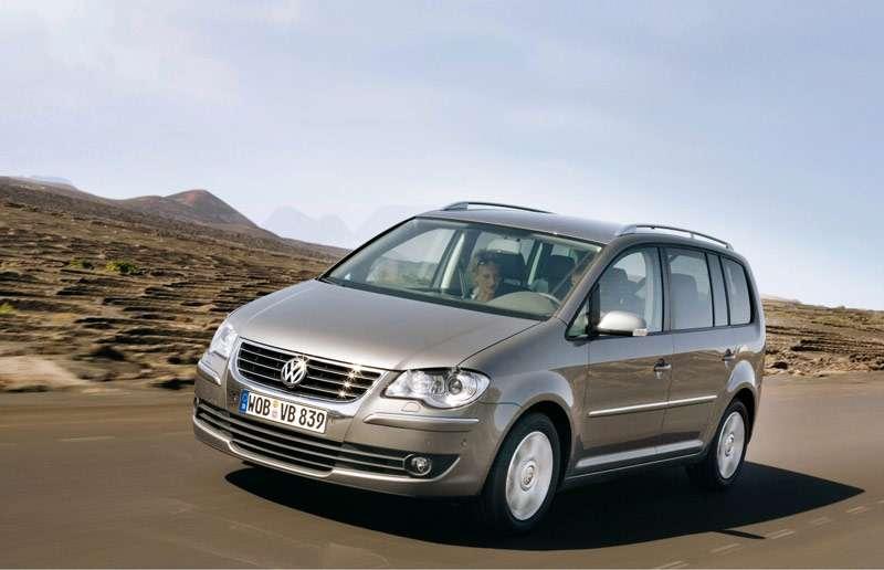 Volkswagen Touran yorumları