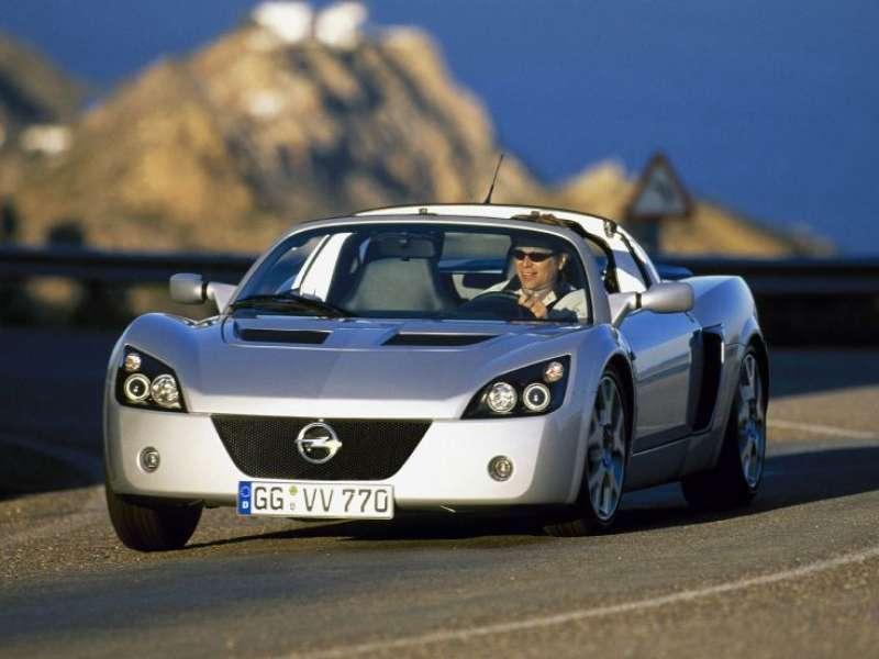 Opel Speedster yorumları