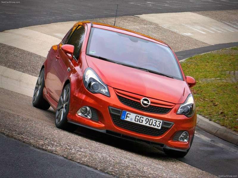 Opel Corsa OPC yorumları