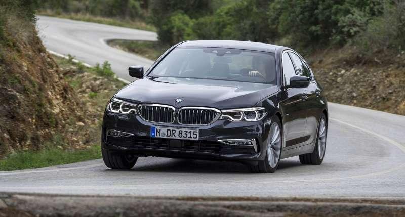 BMW 5 Serisi G30 yorumları