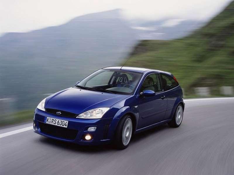 Ford Focus 1 RS yorumları
